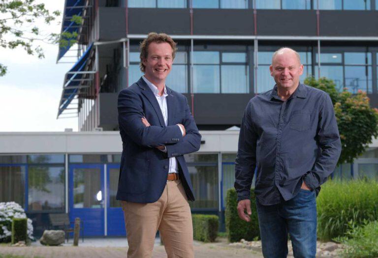 Remon Janssen en Eric Consten ZCUR